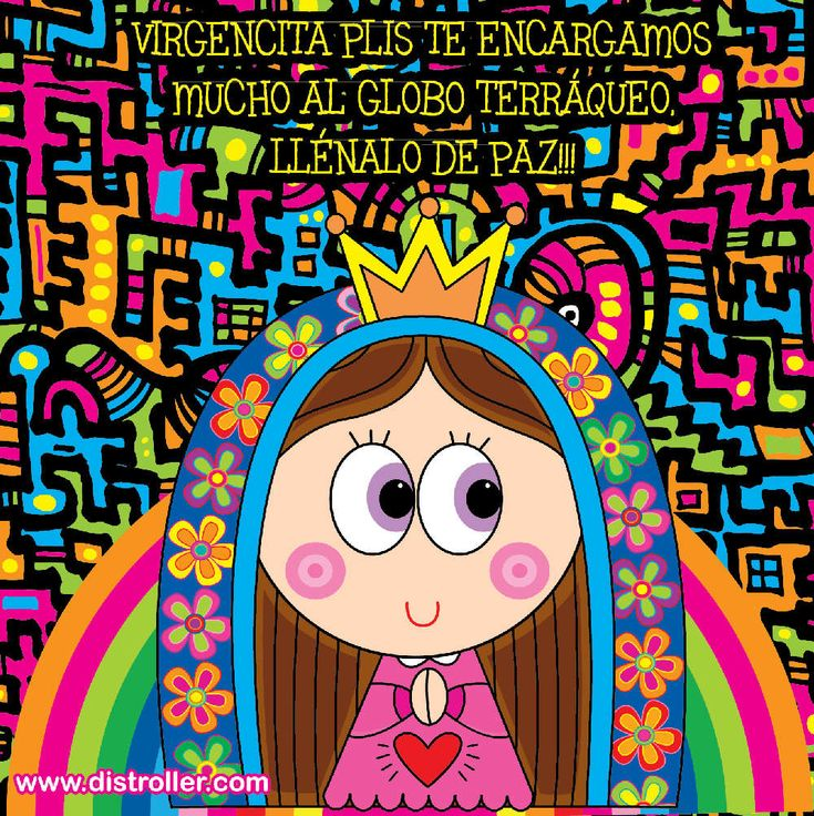 Virgencita Buena Onda