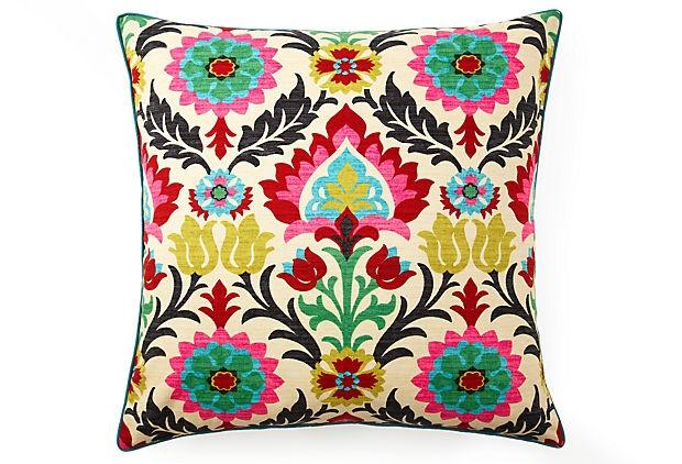 Santana Pillow One Kings Lane