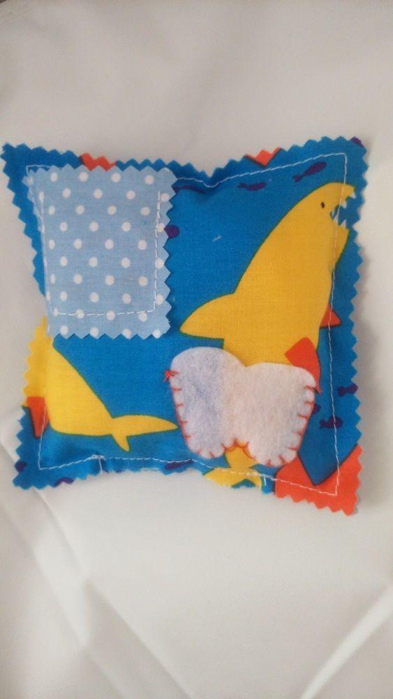 Shark Tooth Fairy Pillow £5.00