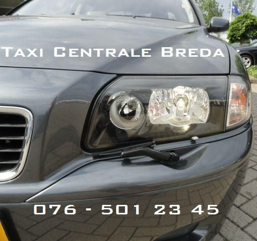 Taxi Breda