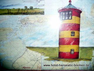 Hotel Hanseatic in Bremen
