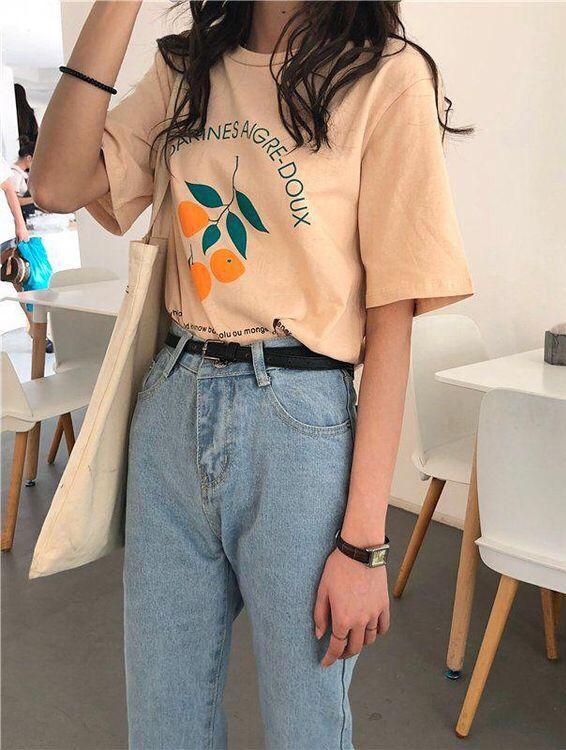 Pin By Zaily Vega On Clothes Korean Outfits Korean Fashion Aesthetic Clothes