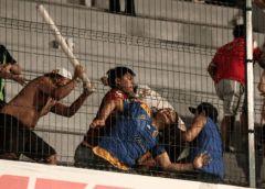 Podrían vetar el Pirata Fuente por violencia en duelo Veracruz-Tigres
