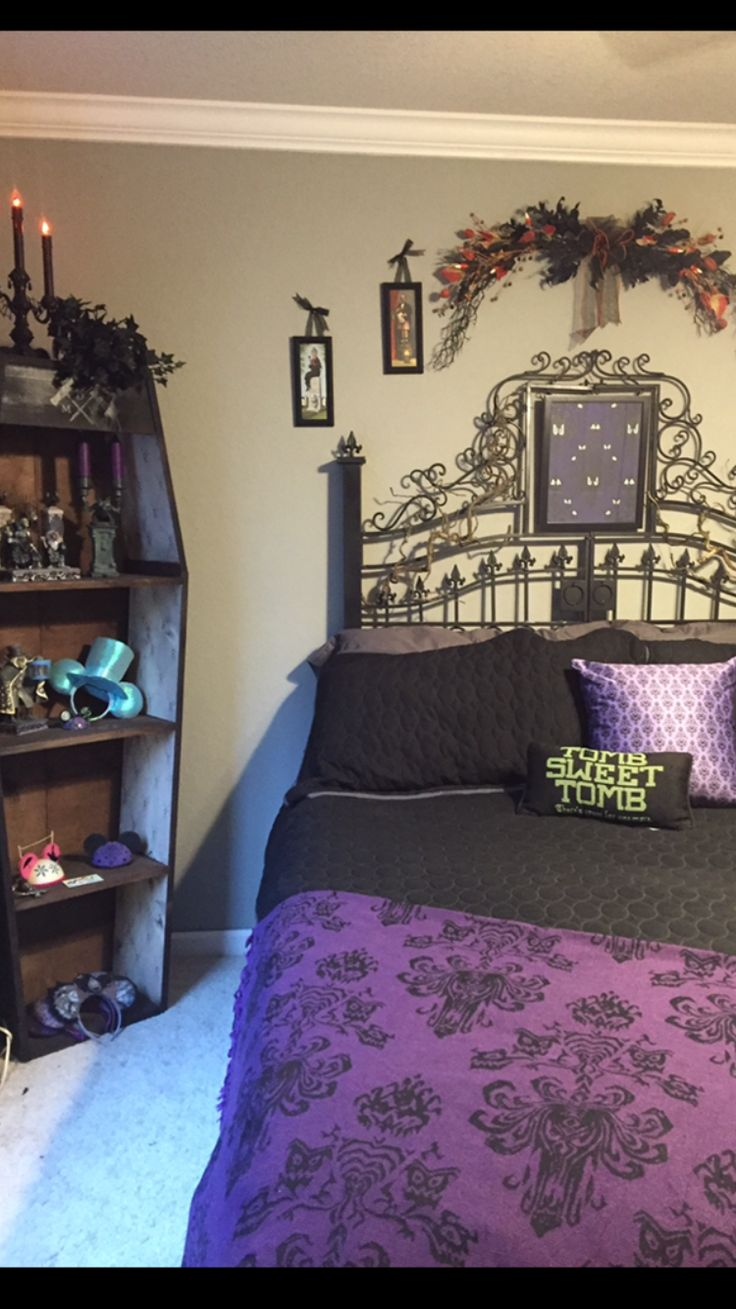 Gorgeous Tangled Themed Guest Rooms At Tokyo Disneyland: 2097 Best Haunted Mansion