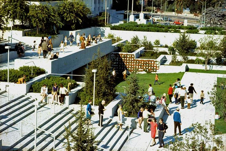 The Landscape Architecture Legacy of Dan Kiley | The Cultural Landscape Foundation