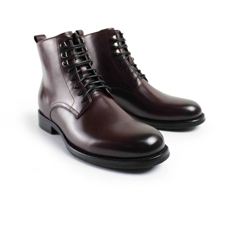VIKEDUO Luxury Brand Vintage Fashion Man's Shoes Boots 100% Genuine Leather High Quality Ankle Outdoor Comfortable Boot For Male - www.eneryoh.com