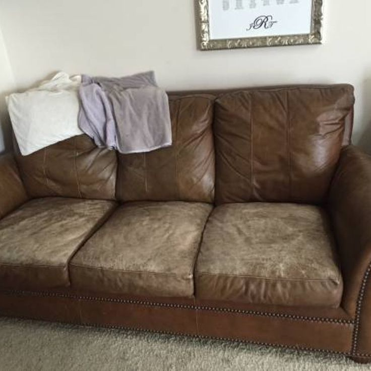 Captivating Leather Couch Cushions Beyond Repair?