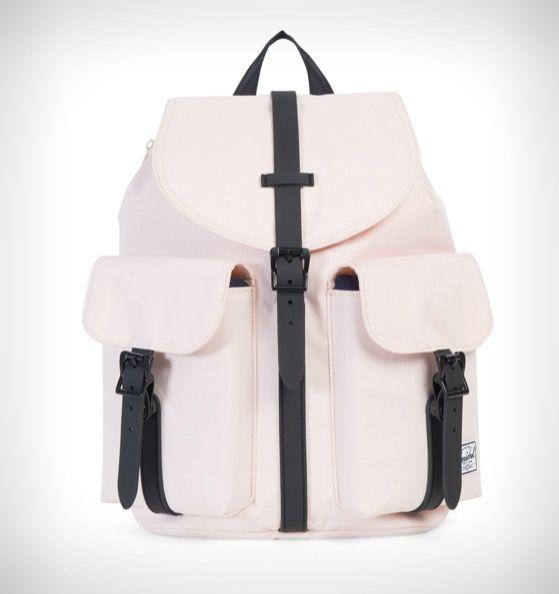 Herschel Supply Co. Dawson Women's Backpack Crème De Peche/Black/Black Rubber - Rushfaster.com.au Australia