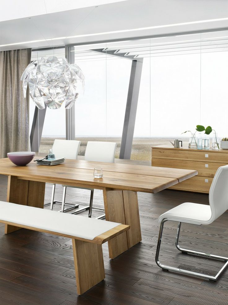 team 7 nox wood table the o 39 jays sleep and furniture. Black Bedroom Furniture Sets. Home Design Ideas
