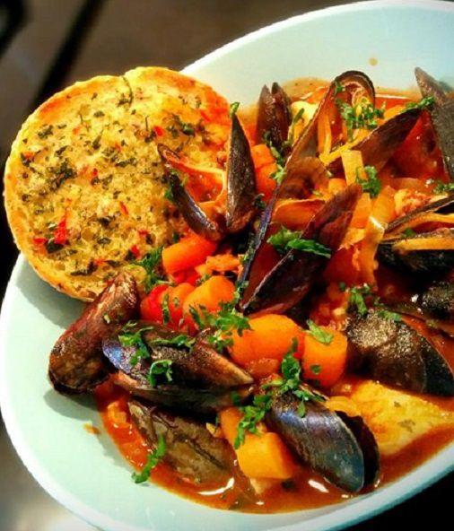 ancona fish stew