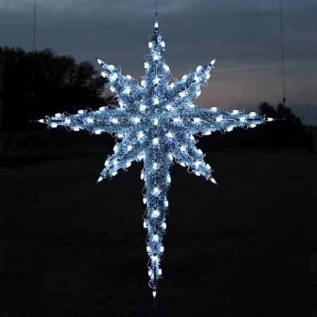 23 best Giant Holiday Stars images on Pinterest | Christmas decor ...