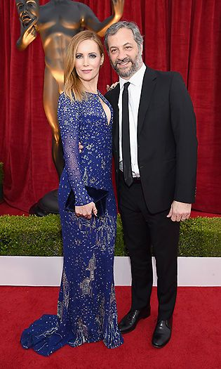 Leslie Mann and Judd Apatow  Photo: © Getty Images 2018