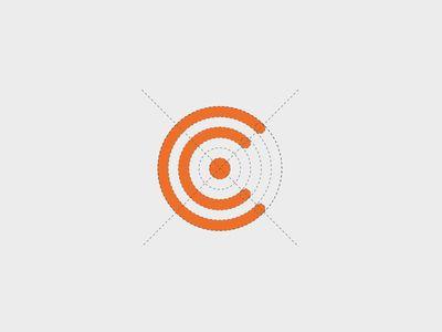 C + Signal logo grid