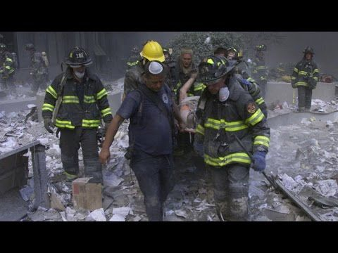 This documentary gives viewers a bone chilling inside look during the 343 firefighter's final hours. The documentary is a event timeline starting with the first plane making contact.