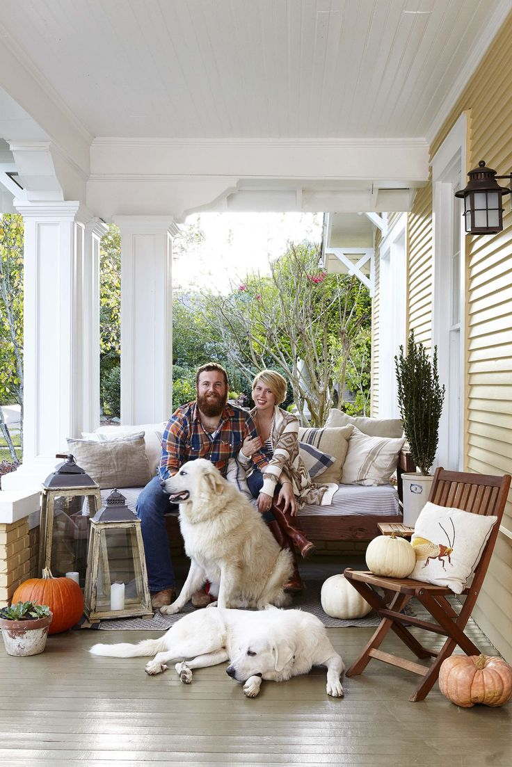 This HGTV Couple Has the Most Stunning Mississippi Homecountryliving