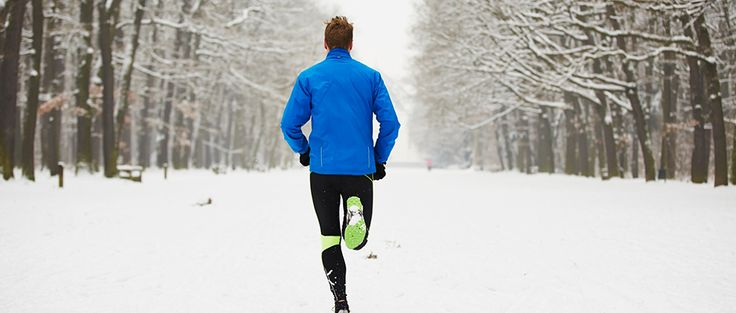 Just because it's winter doesn't give you a free pass to quit your running routine. Learn how to run faster and longer so you're ready for spring.