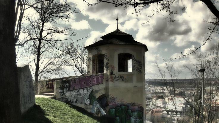 https://flic.kr/p/FocZi1 | Altán na Vítkově, Prague | Vrch Vítkov