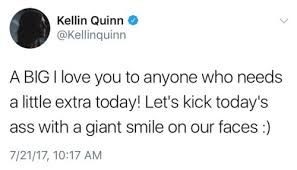 Image result for Oli Sykes conversations with Kellin Quinn on Twitter)