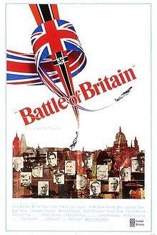 Battle of Britain (1969) starring:    Laurence Olivier, Trevor Howard, Christopher Plummer, Michael Caine, Ralph Richardson, Susannah York, Ian McShane, Kenneth More, Edward Fox, Michael Redgrave