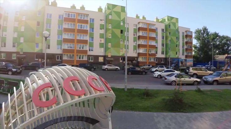 ЖК Гагаринские высоты - Приокский район Нижнего Новгорода
