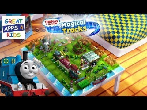 Thomas and Friends: Magical Tracks - Kids Train Set | All Surprise Packs...