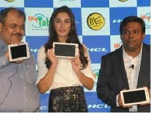 #HCL Infosystems launches three #tablets for students, starting Rs 7,999..will this be going the mobile route