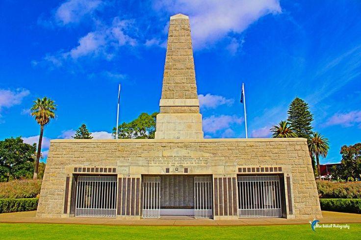 #KingsPark memorial #Perth