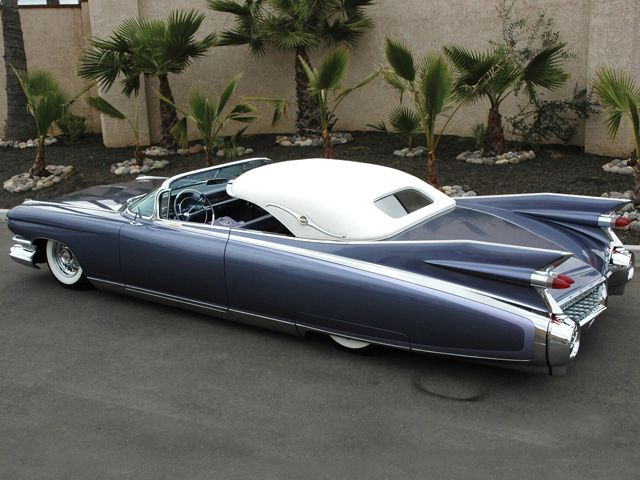 1959 Cadillac Seville custom