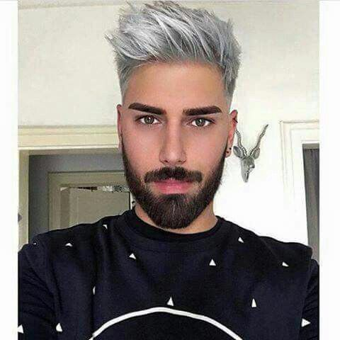 1000 images about Men s Hairstyles on Pinterest