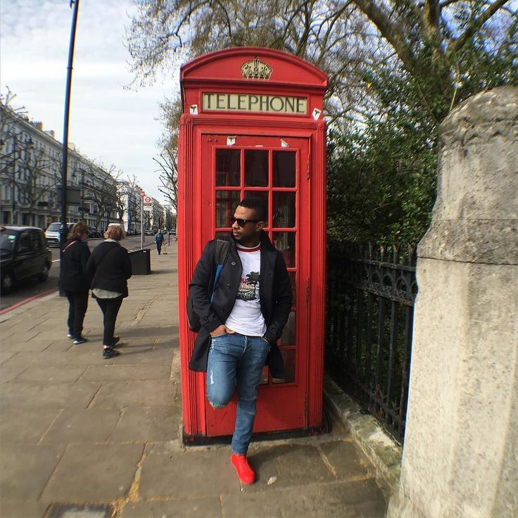 ScatteredJamaica UK  As far as icons go the red telephone booth is right up ther…