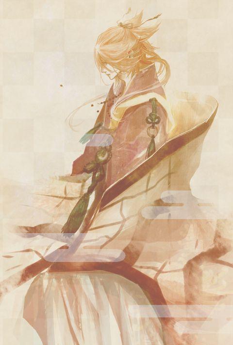Souza Samonji |「宗三左文字」/「ねろこ」のイラスト [pixiv] Touken Ranbu,