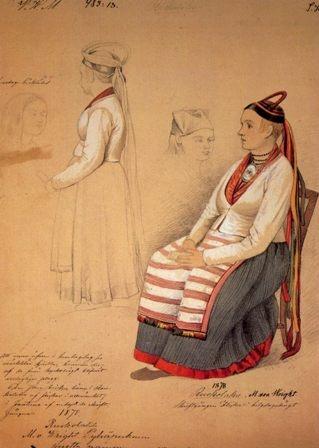Karelian dress.