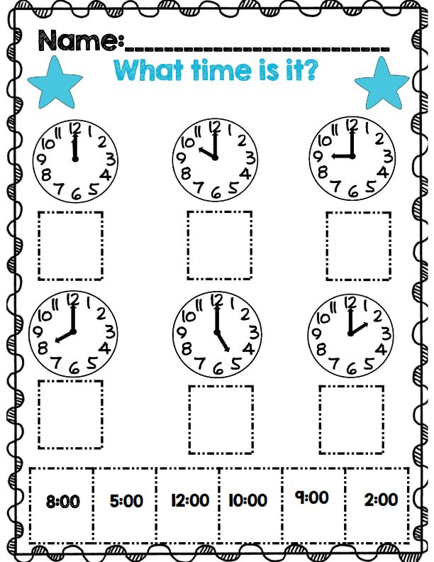 Best 25 Telling Time Ideas On Pinterest Telling Time