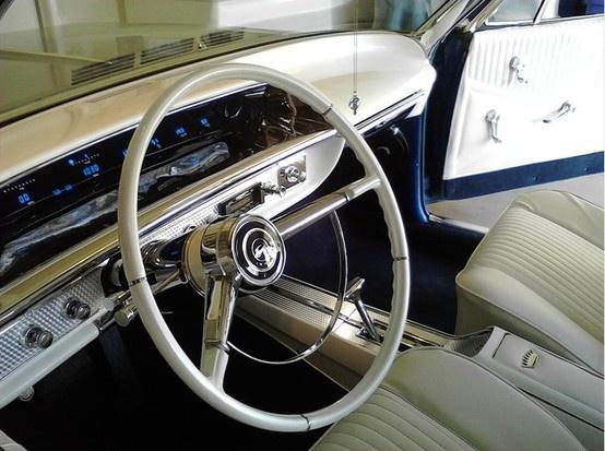 Custom 1963 Chevrolet Impala - Deal 'em Up