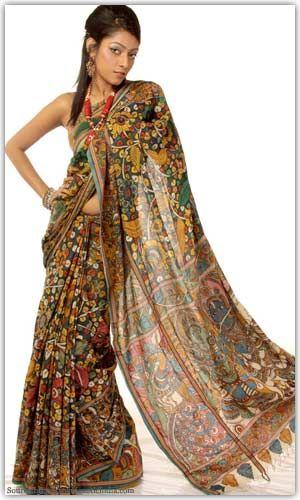 Kalamkari Prints for Ethnic Elegance