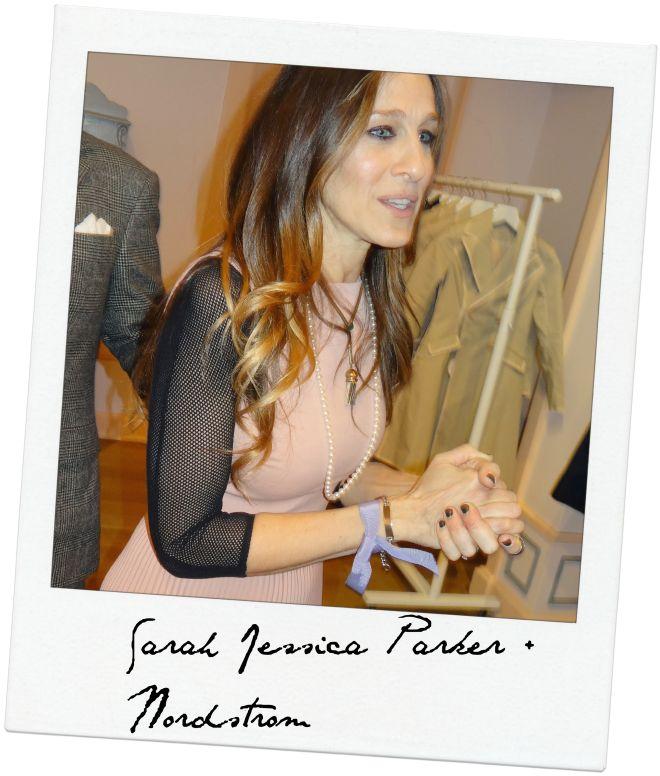 I stopped by the new Sarah Jessica Parker SJP shoe store for a sneak peak  http://www.focusonstyle.com/fashion/new-sarah-jessica-parker-sjp-shoe-store-sneak-peak/  #sjp