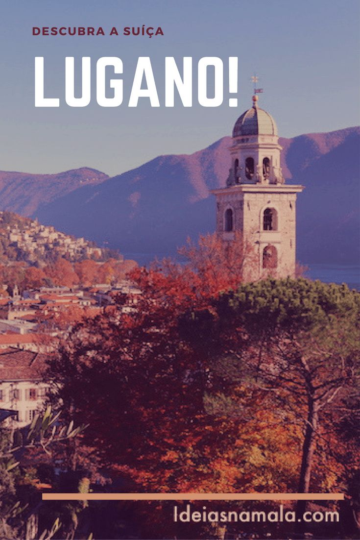 Nesse guia prático de Lugano na Suíça você encontrará tudo o que precisa saber para aproveitar sua viagem ao máximo. Saiba o que fazer, onde se hospedar, onde comer e muitas outras dicas para explorar Lugano e a região de Ticino. Bora viajar?