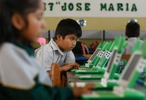 Although One Laptop per Child (OLPC) has benefitted several unprivileged children across the world, Peruvians seem to be rather miffed with the initiative. The Peru government spent over US $ 200 million on OLPC project through which in excess of 800,000 low cost laptops were distributed to school children in rural Peru.