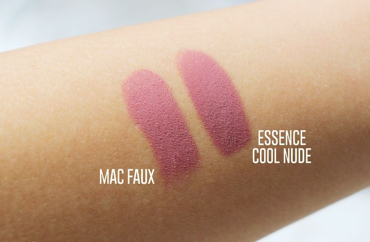 essence lipstick cool nude dupe   MAC Faux lipstick dupe alert!   Todaysbeauty   Persoonlijke beauty ...