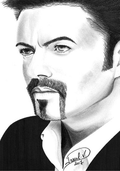 George Michael by pascalou35