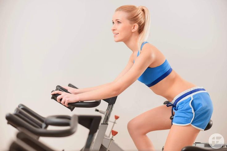 Cheap Exercise Bike for Easy Home Cardio Workout. Make your home bike workout a time for your dirty pleasure. Place your bike in front of the TV and bike for 45 minutes while you watch your favorite TV show.