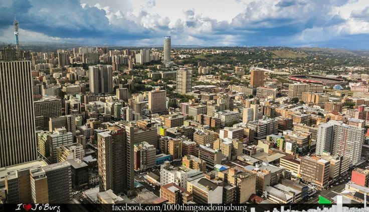 #20 #1000thingstodo #Joburg Take a trip up to the top of Carlton Centre  #50Stories #TopOfAfrica  I <3 Johannesburg.