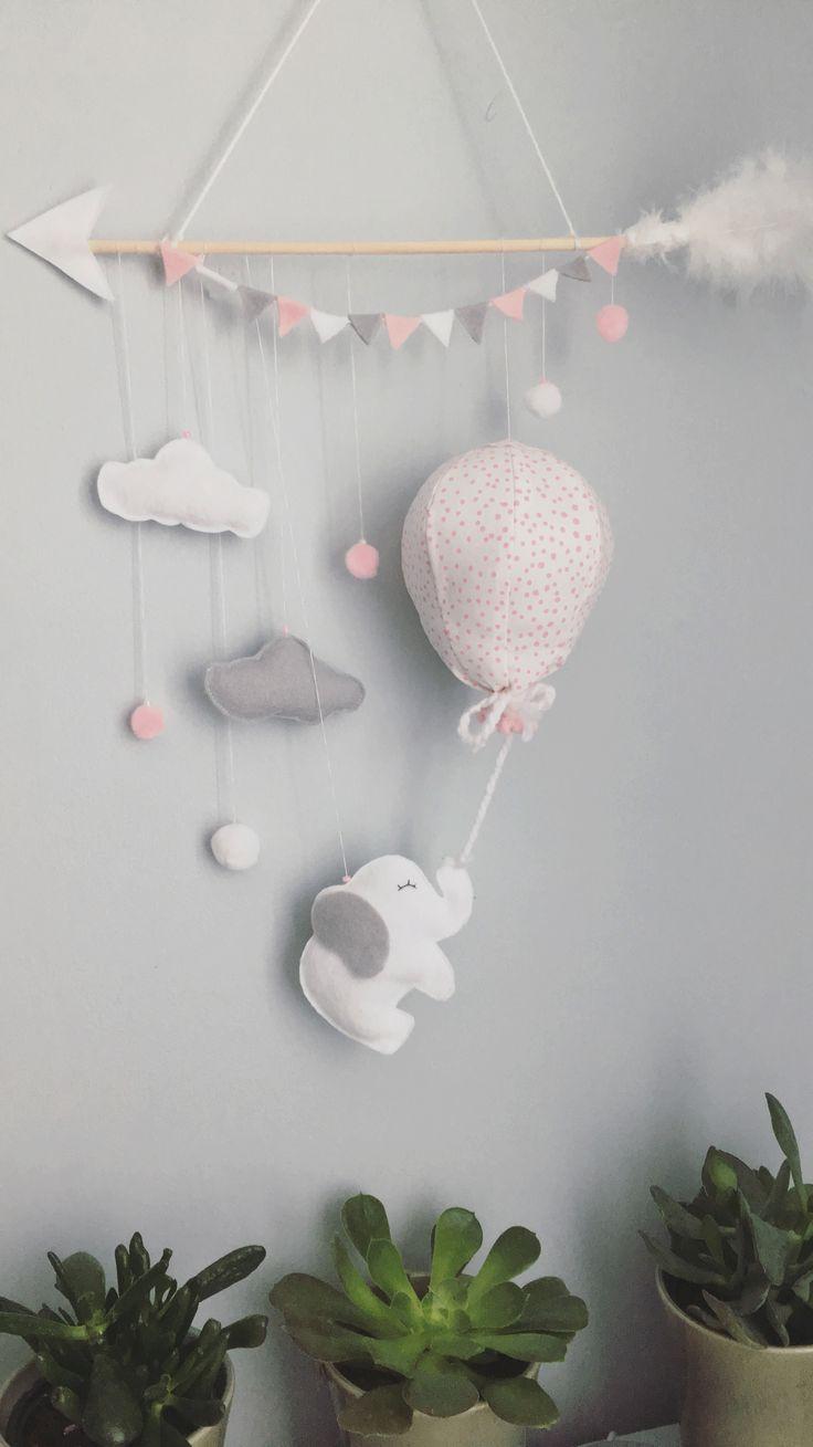 #walldecoration#home#decor#baby#kids#ballon#elephant