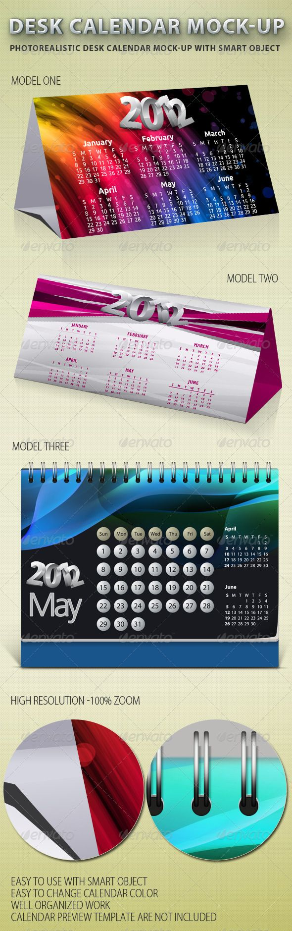 Year Up Calendar : Desk calendar mock up artworks new year s and need to