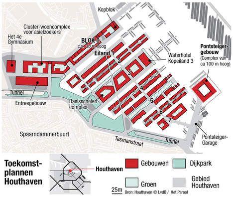 Houthaven in West: van hoofdpijndossier tot uniek project - AMSTERDAM WEST - PAROOL