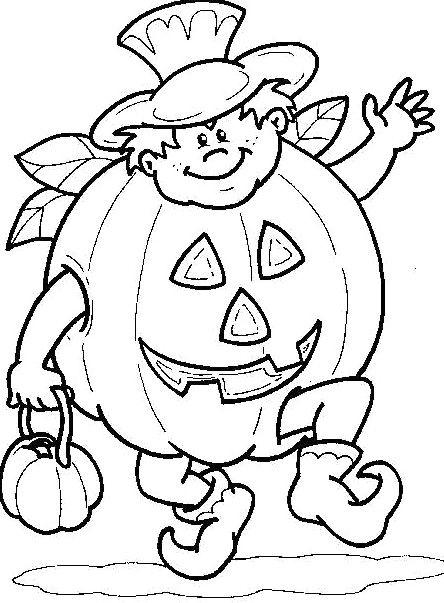 62 Best Halloween Coloring Book Pages Images On Pinterest