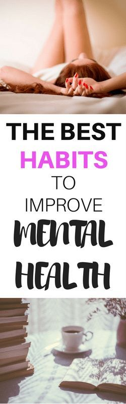 These are the habits I'm working on to manage my mental health and alleviate symptoms of anxiety and depression