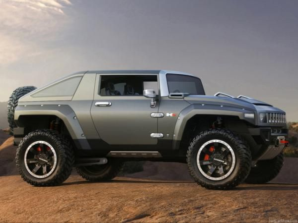 #GM may finally revive the idea of building a #Jeep Wrangler fighter that's its kicked around for nearly a decade — a new #Hummer maybe?