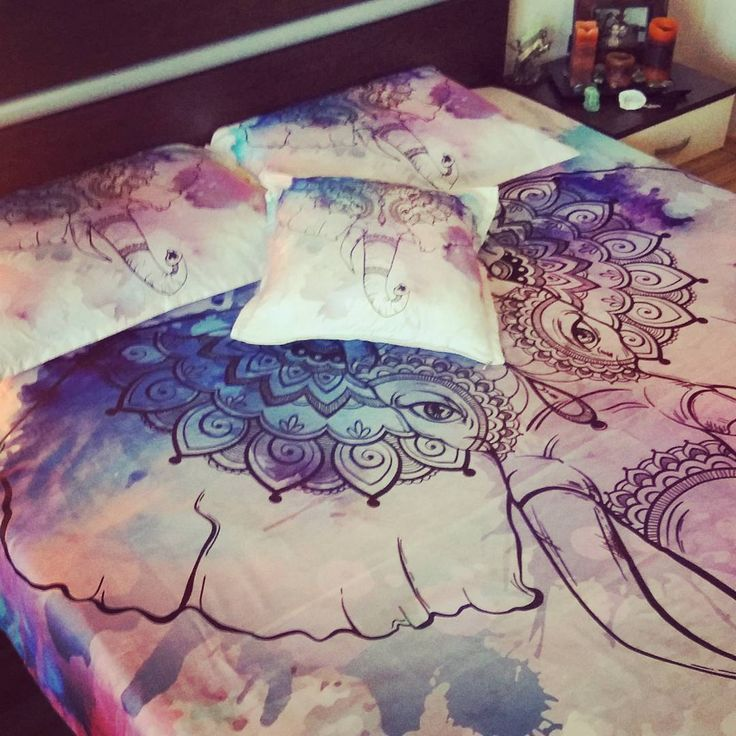 I was waiting for someone to order this stunning Indie elephant design on a…