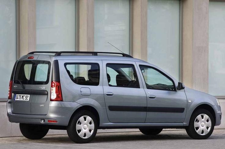Dacia Logan Break 1.6 MPI 2012